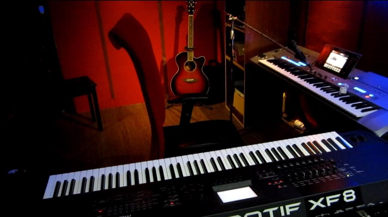 آهنگسازی و میکس و مسترینگ